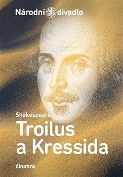 Obálka titulu Troilus a Kressida
