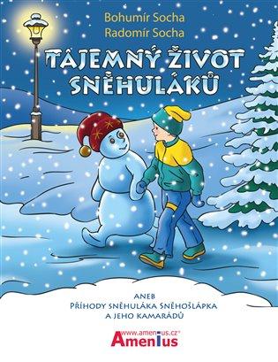 Tajemný život sněhuláků:aneb Příhody sněhuláka Sněhošlápka a jeho kamarádů - Bohumír Socha, | Booksquad.ink