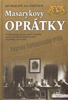 Obálka titulu Masarykovy oprátky