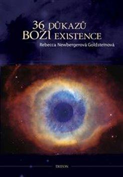 Obálka titulu 36 důkazů boží existence