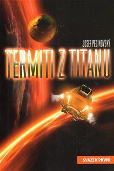 Obálka titulu Termiti z Titanu