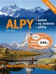 Obálka knihy Alpy