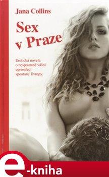 Obálka titulu Sex v Praze