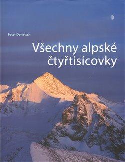 Obálka titulu Všechny alpské čtyřtisícovky