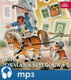 Obálka titulu Cesty formana Šejtročka 2.