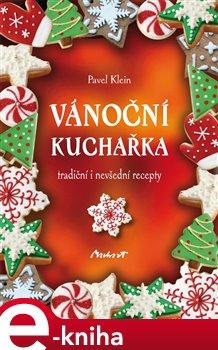 Obálka titulu Vánoční kuchařka