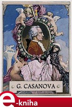 Obálka titulu Paměti Giacoma Casanovy