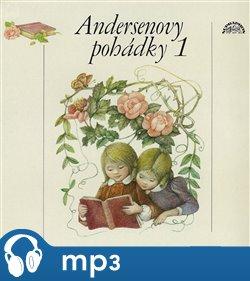 Obálka titulu Andersenovy pohádky 1