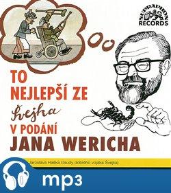 Obálka titulu To nejlepší ze Švejka v podání Jana Wericha