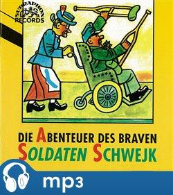 Obálka titulu Die Abenteuer des braven Soldaten Schwejk