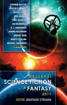 Obálka titulu Nejlepší science fiction a fantasy 2011
