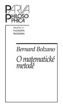 Obálka titulu O matematické metodě