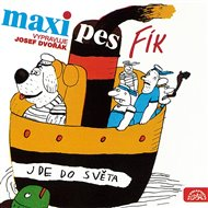 Maxipes Fík jde do světa