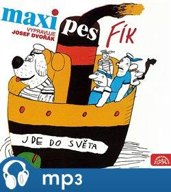 Obálka titulu Maxipes Fík jde do světa