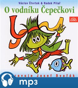 Obálka titulu O vodníku Čepečkovi