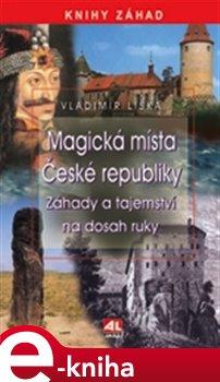 Obálka titulu Magická místa České republiky