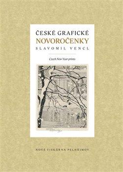 Obálka titulu České grafické novoročenky