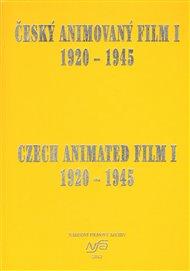 Český animovaný film I. + DVD