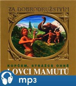 Obálka titulu Lovci mamutů