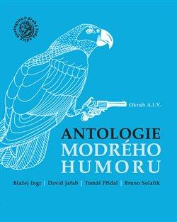 Obálka titulu Antologie modrého humoru