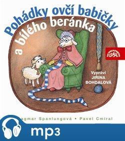 Obálka titulu Pohádky ovčí babičky a bílého beránka