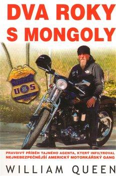 Obálka titulu Dva roky s Mongoly