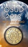 Obálka knihy Osud 2013
