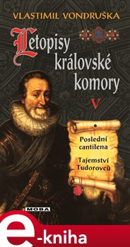 Obálka titulu Letopisy královské komory V.