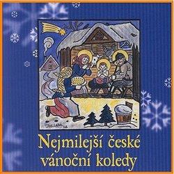 Obálka titulu Nejlepší české vánoční koledy