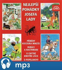 Obálka titulu Nejlepší pohádky Josefa Lady