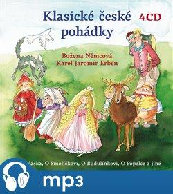Obálka titulu Klasické české pohádky