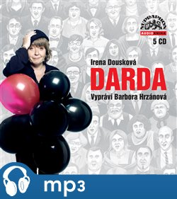 Obálka titulu Darda