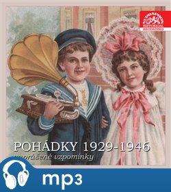 Obálka titulu Pohádky 1929-1946