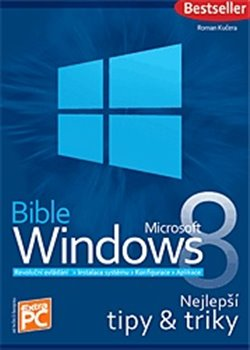 Obálka titulu Bible Microsoft Windows 8