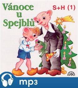 Obálka titulu Vánoce u Spejblů