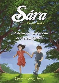 Obálka titulu Sára. Kniha druhá