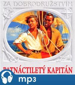 Obálka titulu Patnáctiletý kapitán