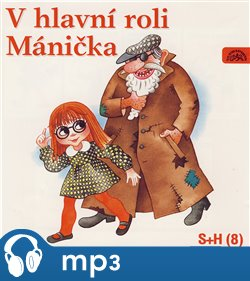 Obálka titulu V hlavní roli Mánička