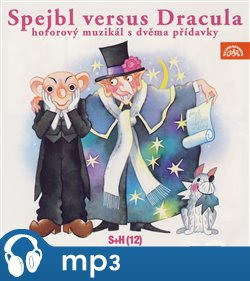Obálka titulu Spejbl versus Dracula