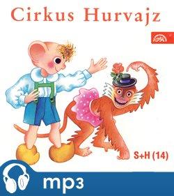 Obálka titulu Cirkus Hurvajz
