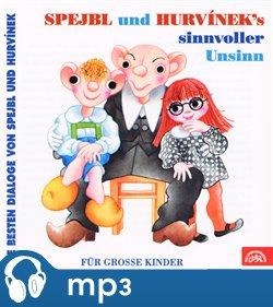 Obálka titulu Spejbl und Hurvinek´s Sinnvoller Unsinn