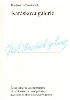 Obálka titulu Karáskova galerie