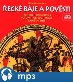 Obálka titulu Řecké báje a pověsti 1.