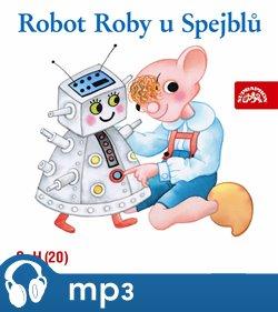 Obálka titulu Robot Roby u Spejblů