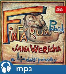 Obálka titulu Fimfárum Jana Wericha - Paleček a čtyři další pohádky