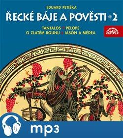 Obálka titulu Řecké báje a pověsti  2.