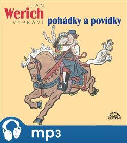 Obálka titulu Jan Werich vypráví pohádky a povídky