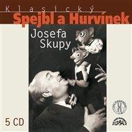 Klasický Spejbl a Hurvínek Josefa Skupy 1 - 5