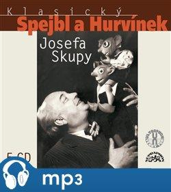 Obálka titulu Klasický Spejbl a Hurvínek Josefa Skupy 1 - 5