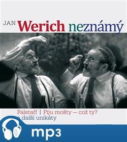 Obálka titulu Jan Werich (ne)známý
